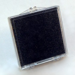 Lined Snap Case for Brass Coin Casket Effect