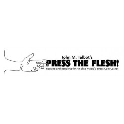 John Talbot Press The Flesh Routine