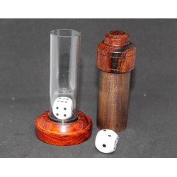Magiro Hydro Die Exotic Cocobolo Rosewood By MJJ Magic Mfg