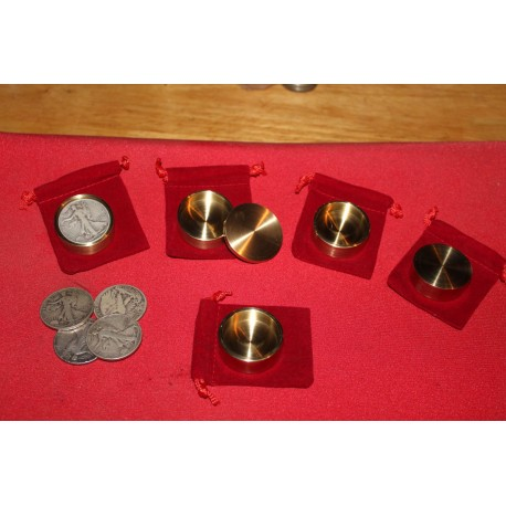 Master Set of Roth Style Coin Boxes