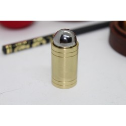 Improved Locking Brass Ball & Tube Effect