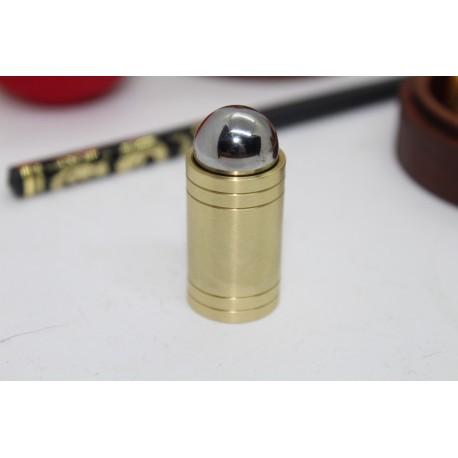 Improved Locking Brass Ball & Tube Effect