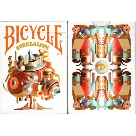 Surrealism Playing Cards- Bicycle Limited to 2500