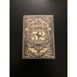 Unbranded Federal 52 Playing Cards Jackson Robinson