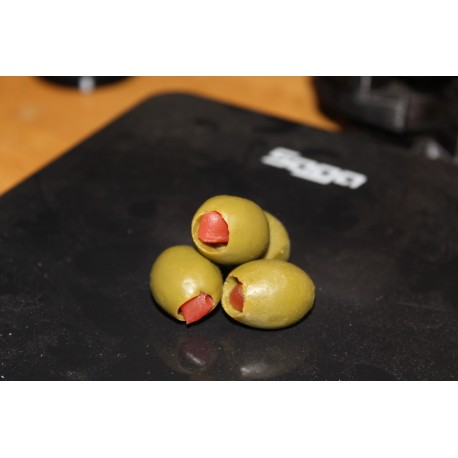 Worker's Realistic Silicone Olives