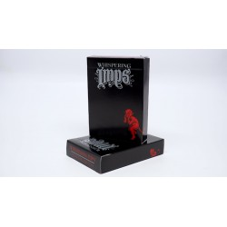 Black Edition Whispering Imps Playing Cards