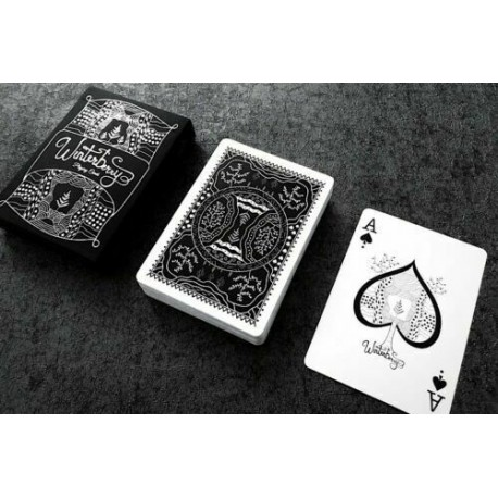 Winterberry Playing Cards LE
