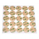 Teflon Adhesive Discs for Slippery Sam & Shell Coins