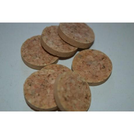 Shimmed Corks For Cylinder & Coins Magnetic Stack