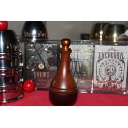 Haunted Bottle Vase v2 AnnaMarie Miller Line of Elegant Magic