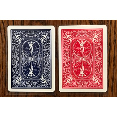 Red Bicycle Shim Card by SM31MAGIC