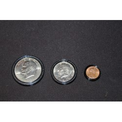 Delrin Bang Rings for Locking Coins