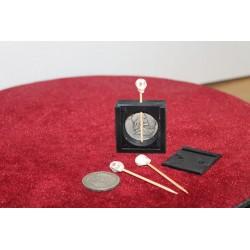 Voodoo coin Penetration Box Ltd. Edition