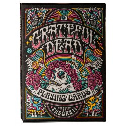 Grateful Dead Playing Cards NEW